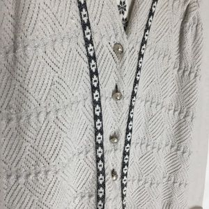 Free People Sweaters - Free People Boho Button Front Cardigan